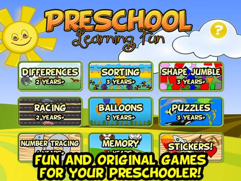 Preschool Learning Fun screenshot 6