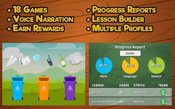 Third Grade Learning Games screenshot 9