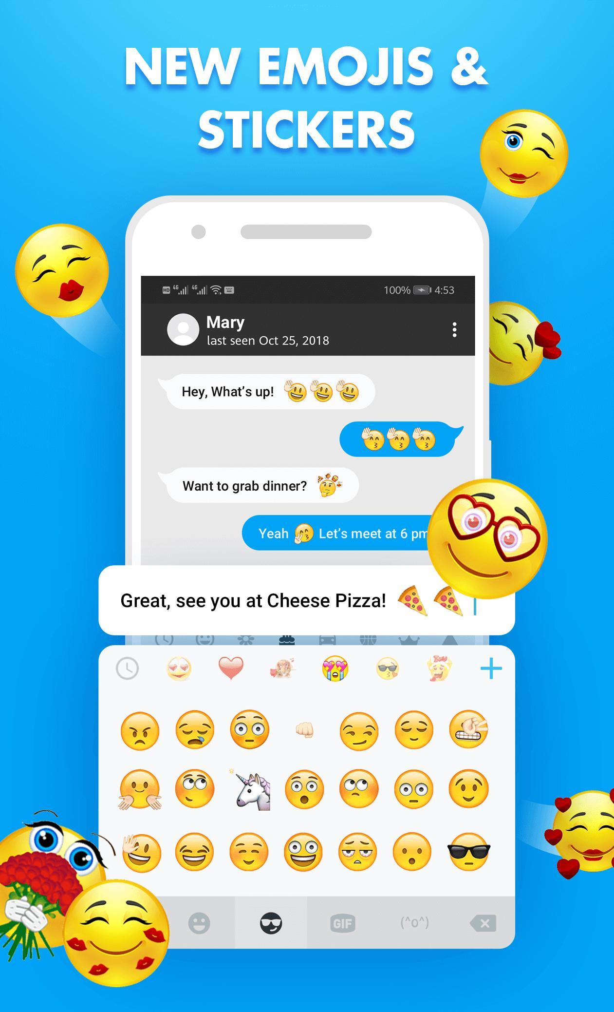 Emoji Keyboard Apk Full