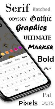 FontBoard - Font & Emoji Keyboard screenshot 1