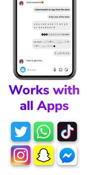 FontBoard - Font & Emoji Keyboard screenshot 4