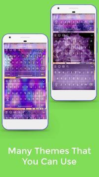 Keyboard Purple screenshot 4