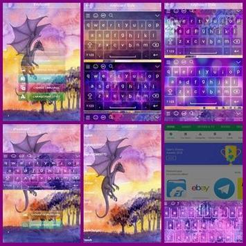 Keyboard Purple screenshot 6