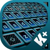 Glow Keyboard icon