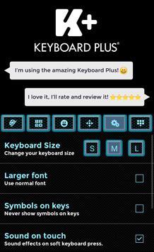 Glow Keyboard screenshot 5