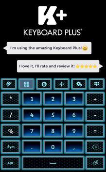 Glow Keyboard screenshot 2