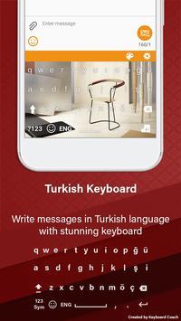 Turkish Keyboard poster