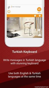 Turkish Keyboard screenshot 2
