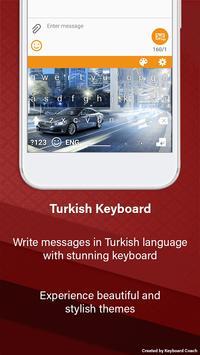 Turkish Keyboard screenshot 3