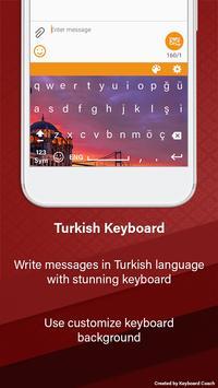Turkish Keyboard screenshot 4