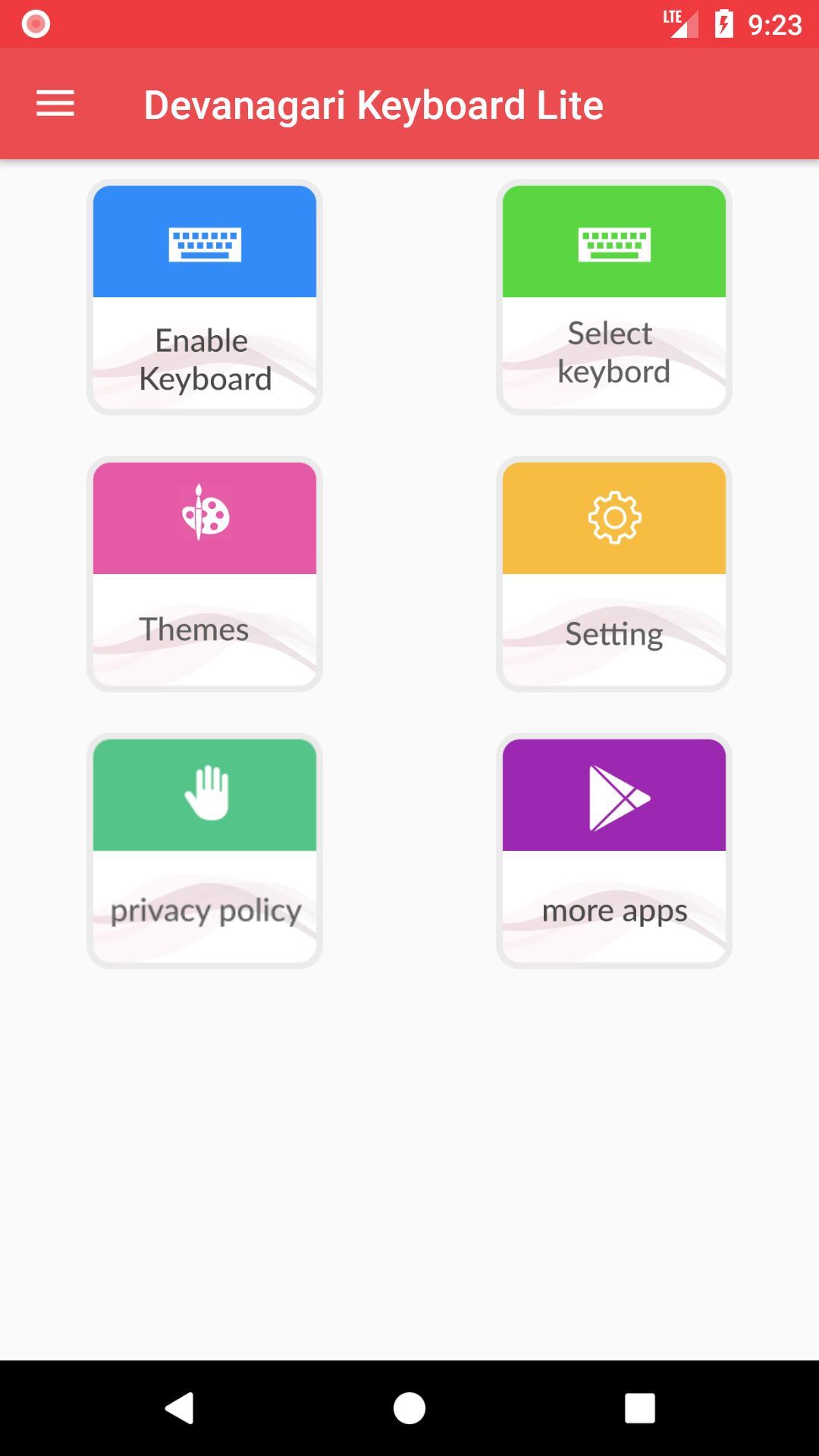 Devanagari Keyboard Lite for Android - APK Download