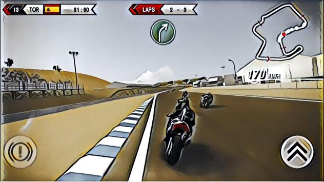 Real Moto Bike Racing : Superbikes Championship screenshot 4