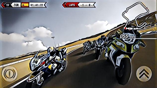 Real Moto Bike Racing : Superbikes Championship screenshot 6