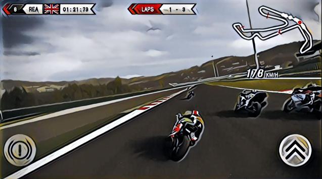 Real Moto Bike Racing : Superbikes Championship screenshot 7