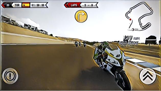 Real Moto Bike Racing : Superbikes Championship screenshot 1