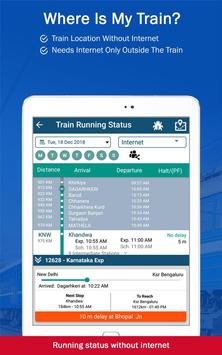 Live Train IRCTC Enquiry PNR Status Indian Railway screenshot 18