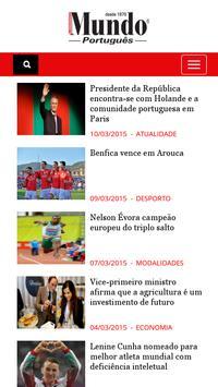 Mundo Português screenshot 1