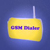 GSM Dialer icon