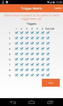 GSM Dialer screenshot 3