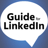 Guide for LinkedIn icon
