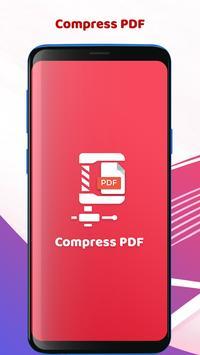 Compress PDF poster