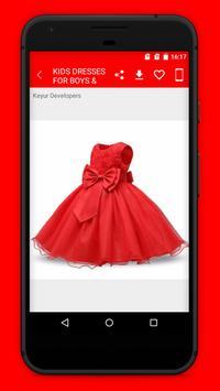Kids Dresses for Boys & Girls screenshot 4