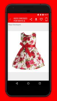 Kids Dresses for Boys & Girls screenshot 6