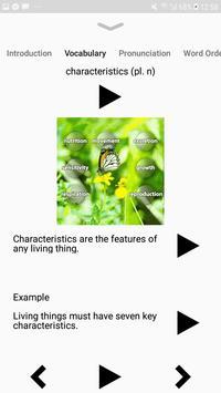 Keywords Biology screenshot 2