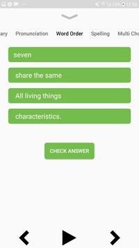 Keywords Biology screenshot 3