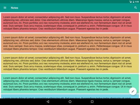 Notepad スクリーンショット 5