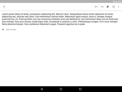 Notepad screenshot 7