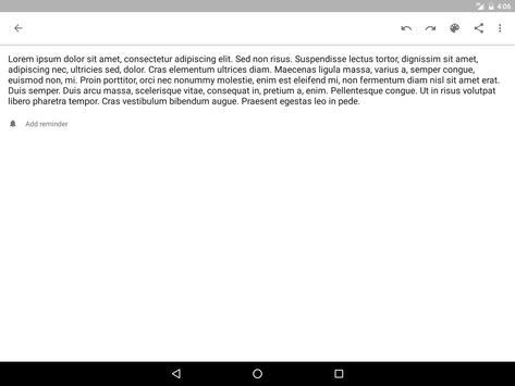 Notepad スクリーンショット 7