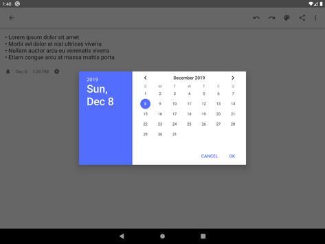 Notepad screenshot 9