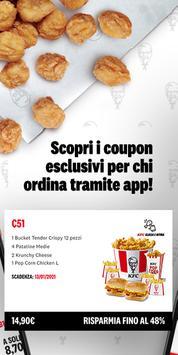 2 Schermata KFC Italia