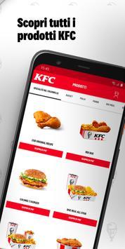 3 Schermata KFC Italia