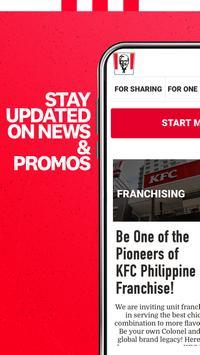 KFC Philippines screenshot 3
