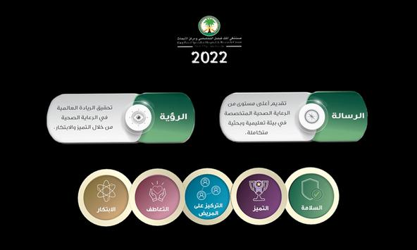 KFSH&RC Annual Report 2018 screenshot 1