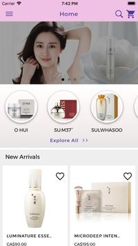 K-Glow Skincare screenshot 1
