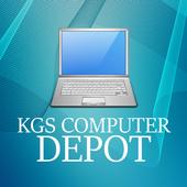 KGS Computer Depot icon