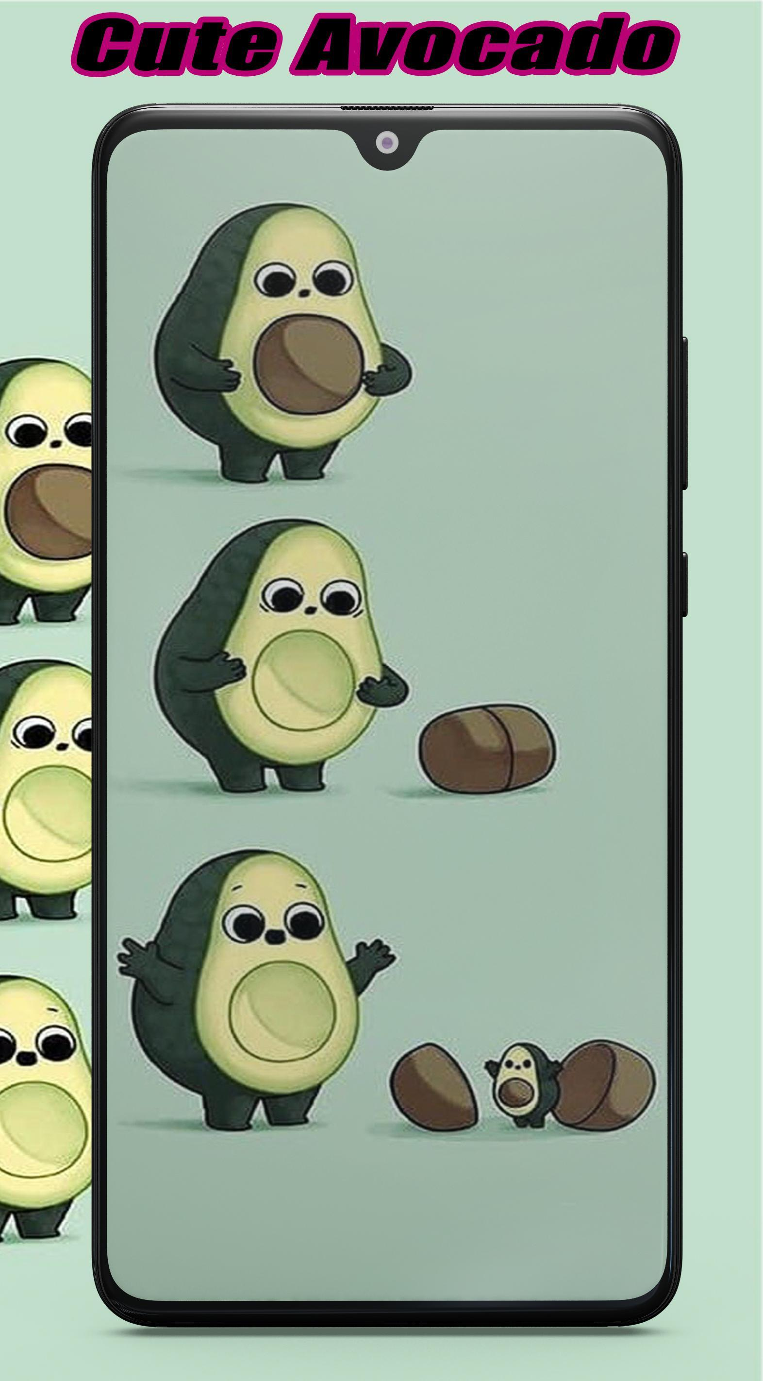 Cute Avocado Wallpapers For Android Apk Download