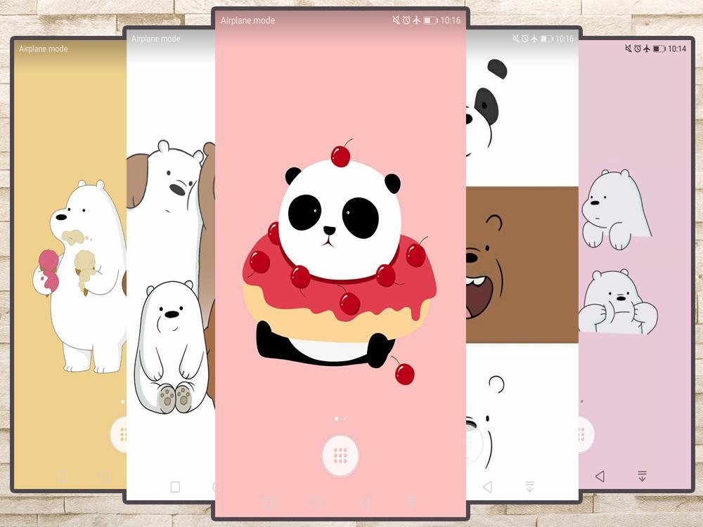 Cute Bear Wallpaper For Android Apk Download