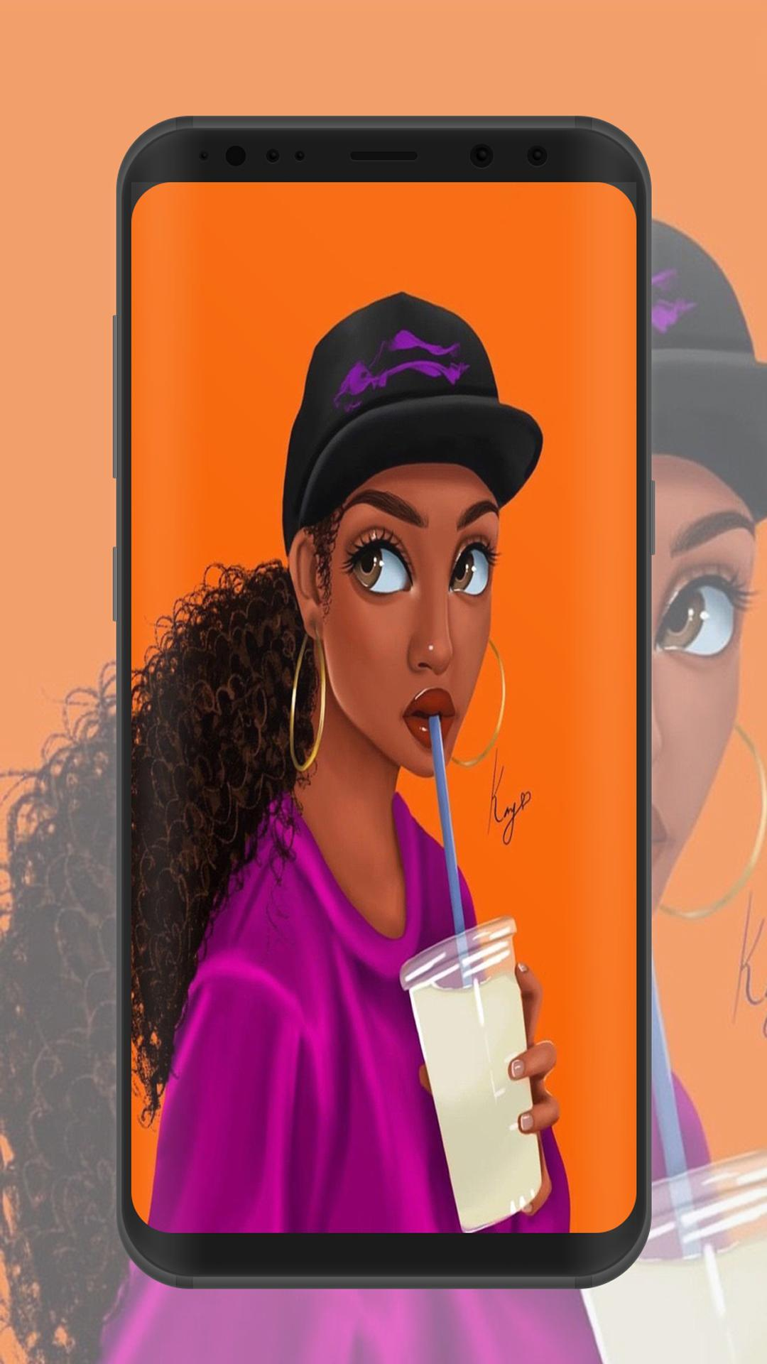 Cute Black Girly Wallpaper For Android Apk Download