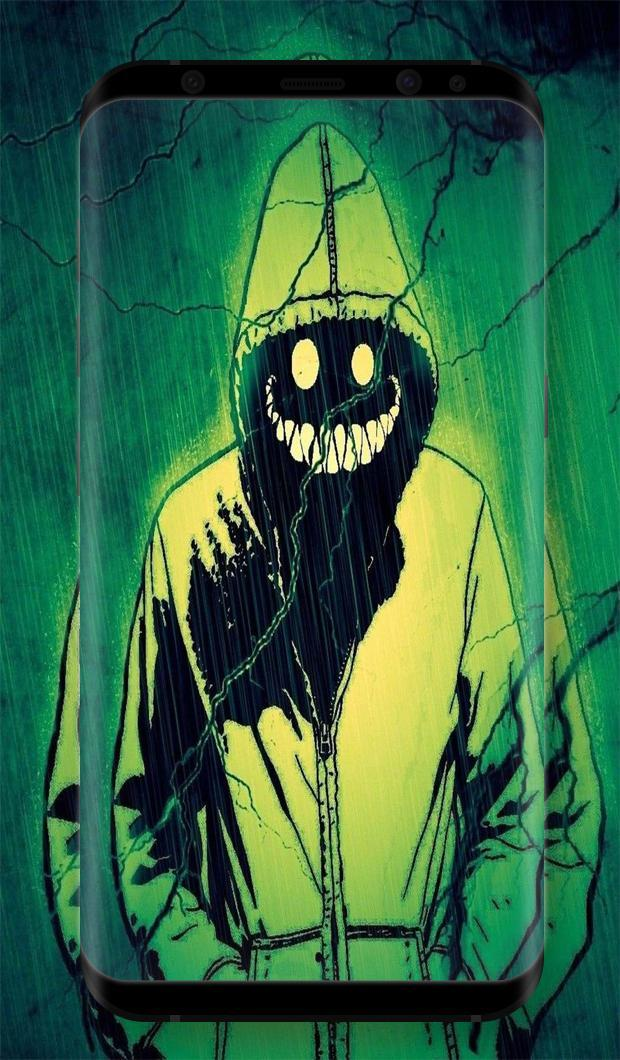 Creepypasta Wallpapers Cartoon Creepy For Android Apk Download