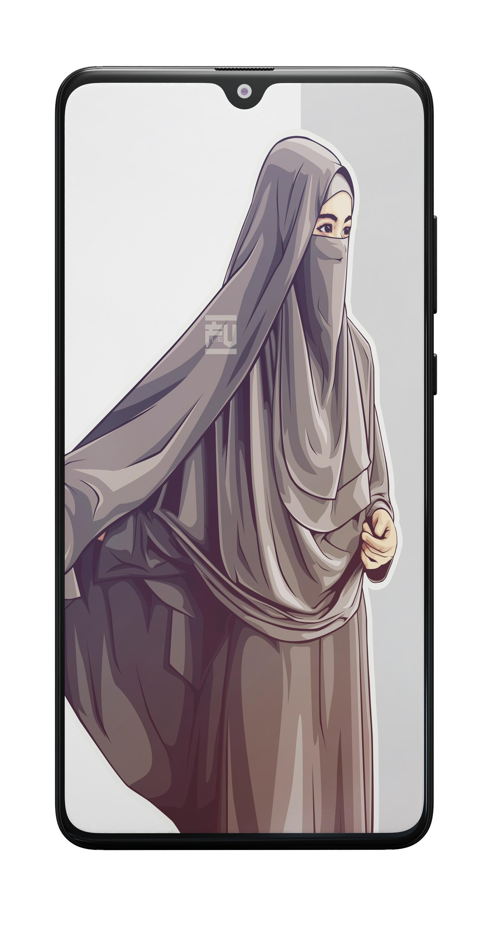 Girly Muslimah Hijab Wallpapers For Android APK Download