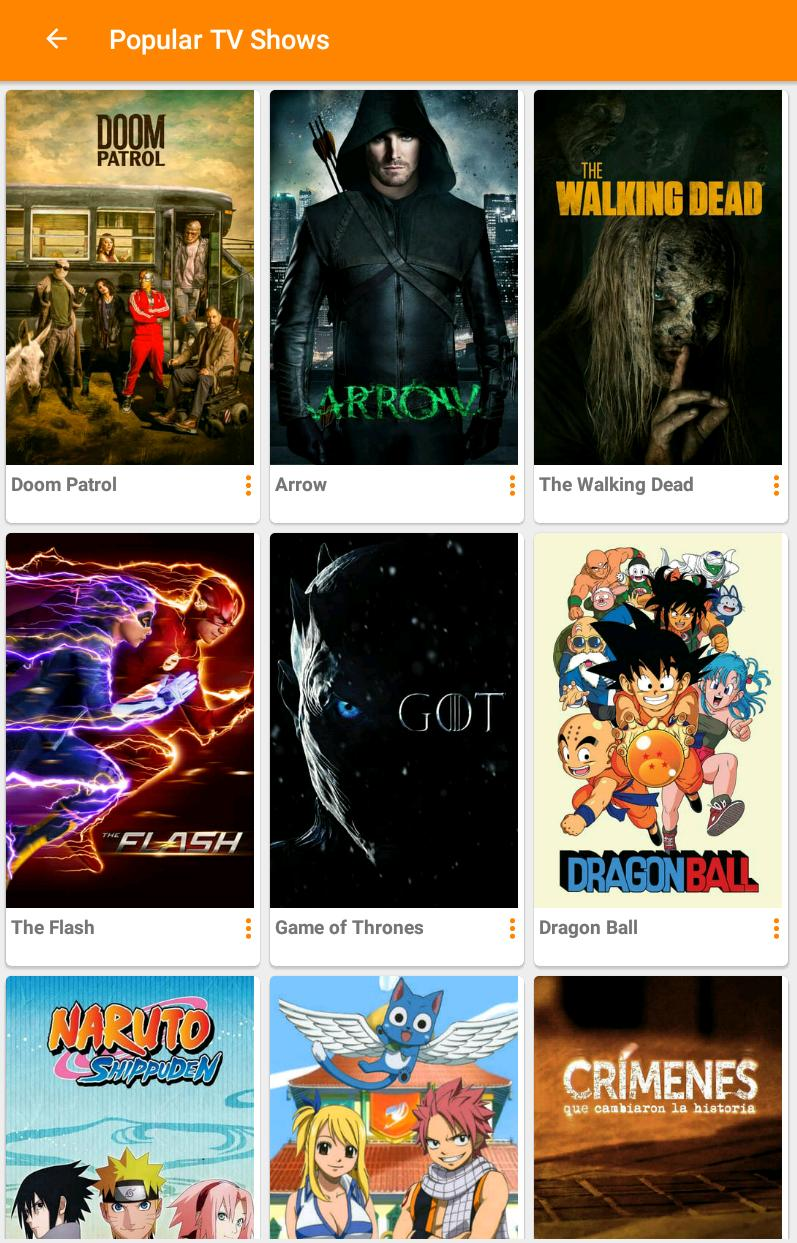 Offline Movie Database for Android - APK Download