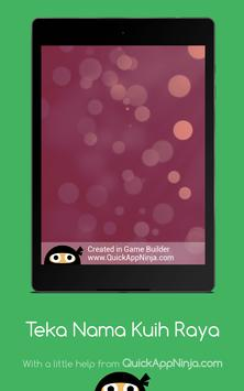 Teka Nama Kuih Raya screenshot 18