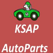 KSAP Auto Parts icon