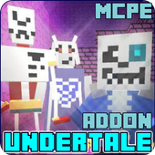 UnderTale Addon for Minecraft PE icon