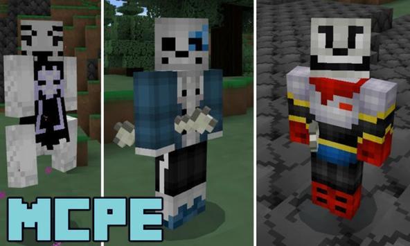 UnderTale Addon for Minecraft PE screenshot 1