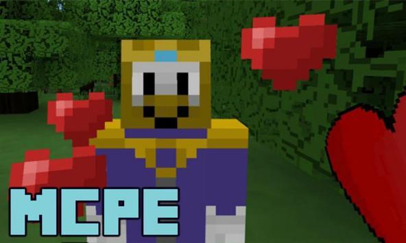 UnderTale Addon for Minecraft PE screenshot 2